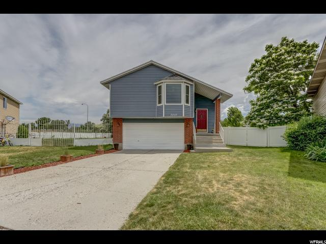 5443 S Brister Dr W, Murray, UT 84123 (#1609858) :: Action Team Realty