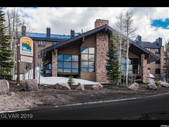 223 Hunter Ridge #1310, Brian Head, UT 84719 (#1609870) :: Big Key Real Estate