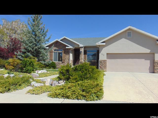 1912 W 700 S, Cedar City, UT 84720 (#1609882) :: Big Key Real Estate