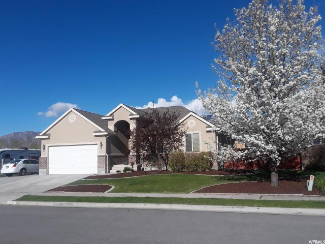 5674 Helm Ln, Stansbury Park, UT 84074 (#1609892) :: Red Sign Team