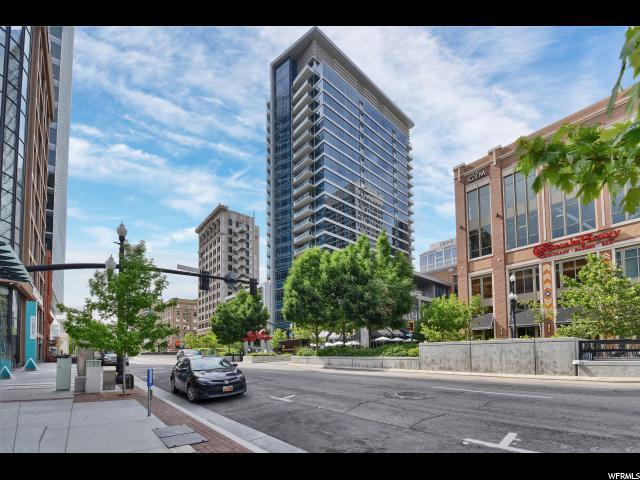 35 E 100 S #203, Salt Lake City, UT 84111 (MLS #1609905) :: Lawson Real Estate Team - Engel & Völkers