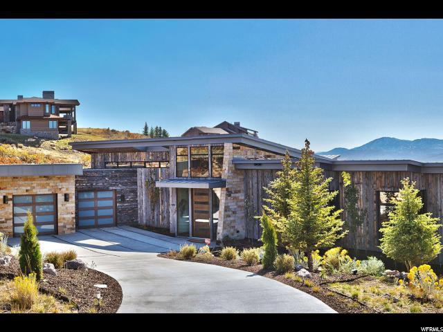 3102 Crosstie Ct, Park City, UT 84098 (#1609910) :: Powerhouse Team | Premier Real Estate