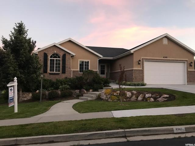 6341 W Skyline Dr N, Highland, UT 84003 (#1609929) :: RE/MAX Equity