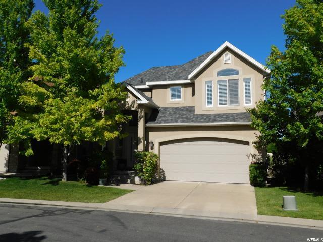 927 E Montana Vista Ln, Salt Lake City, UT 84124 (#1609943) :: Colemere Realty Associates