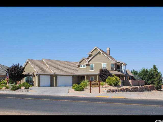 2624 S Little Valley Rd, St. George, UT 84790 (#1609952) :: Big Key Real Estate
