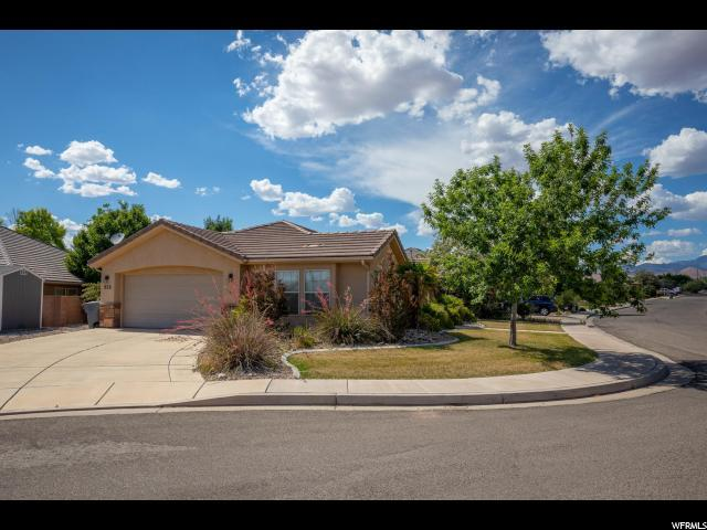 826 S Wolf Creek Rd, Washington, UT 84780 (#1609956) :: Action Team Realty