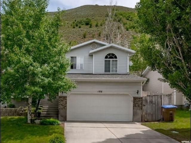 186 E Manilla Dr S, Draper, UT 84020 (#1609980) :: Bustos Real Estate   Keller Williams Utah Realtors