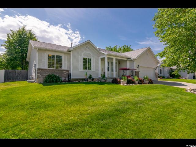 740 Country Clb, Stansbury Park, UT 84074 (#1609995) :: Red Sign Team