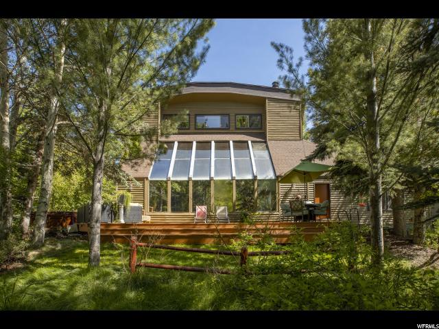3220 Upland Cir, Park City, UT 84060 (#1610001) :: Big Key Real Estate