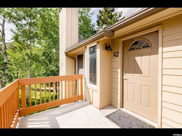 2100 W Canyons Resort Dr 13-A2, Park City, UT 84098 (#1610015) :: Big Key Real Estate