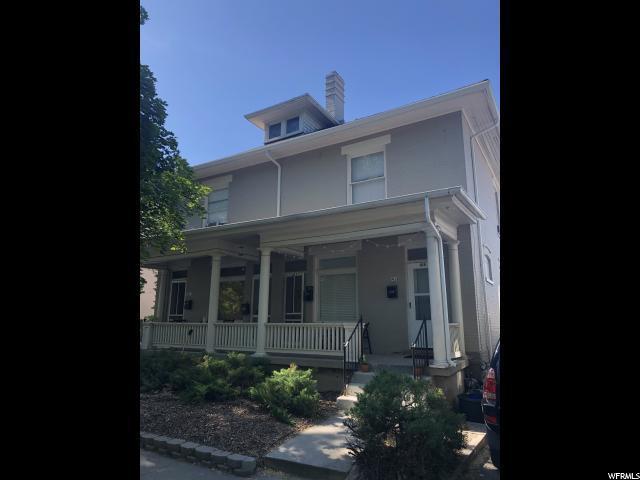 418 E First Ave, Salt Lake City, UT 84103 (#1610037) :: Bustos Real Estate | Keller Williams Utah Realtors
