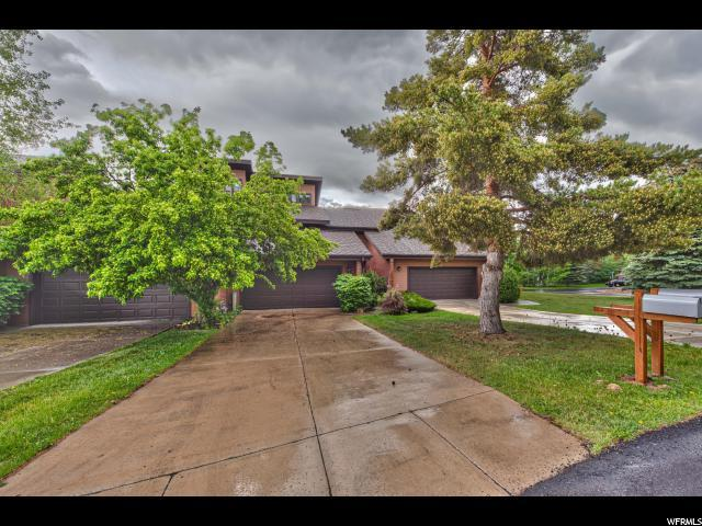 1644 W Village Round Dr N, Park City, UT 84098 (#1610056) :: Big Key Real Estate