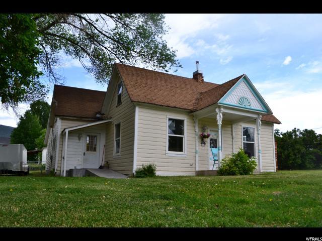 316 S 100 W, Fountain Green, UT 84632 (MLS #1610089) :: Lawson Real Estate Team - Engel & Völkers