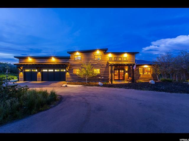 1682 E Oakridge Rd, Park City, UT 84098 (#1610122) :: Big Key Real Estate