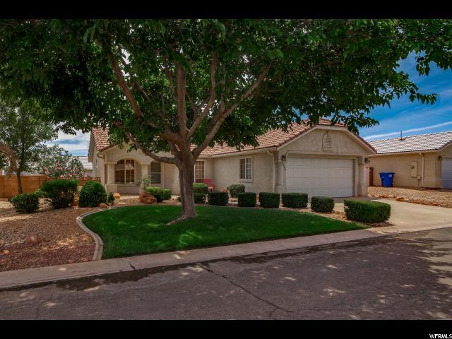 370 E 740 S, Ivins, UT 84738 (#1610133) :: Powerhouse Team | Premier Real Estate