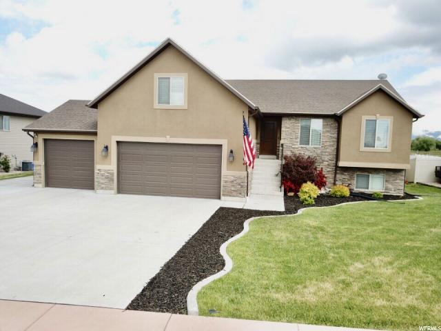 1704 N 4325 W, West Point, UT 84015 (#1610153) :: The Utah Homes Team with iPro Realty Network