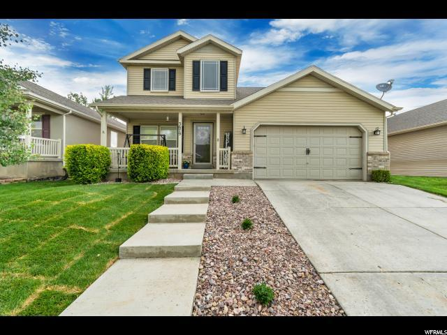 3679 E Royal Troon Dr N, Eagle Mountain, UT 84005 (#1610163) :: The Utah Homes Team with iPro Realty Network