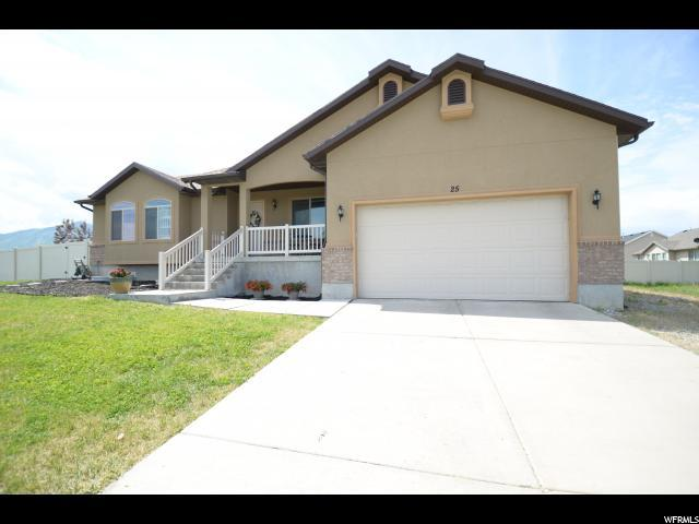 25 W 2200 N, Tooele, UT 84074 (#1610203) :: Red Sign Team