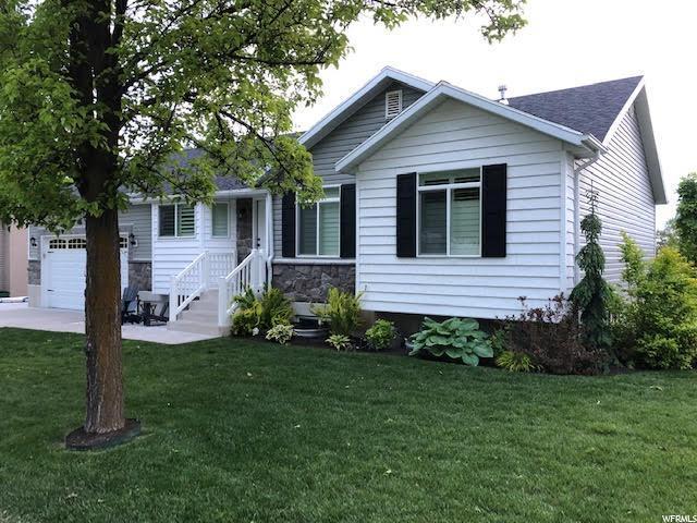 42 S 400 E, Farmington, UT 84025 (#1610271) :: Big Key Real Estate