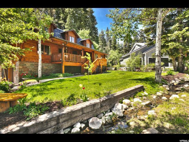 525 Aspen Dr, Park City, UT 84098 (#1610276) :: Big Key Real Estate