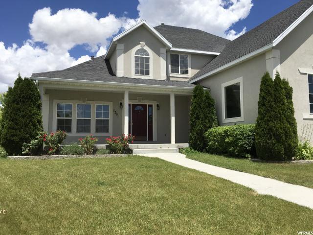 1301 E Falcon Ln, Eagle Mountain, UT 84005 (#1610280) :: Big Key Real Estate