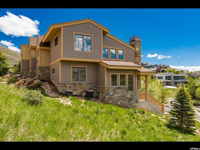 1231 Silver Oak Ct, Park City, UT 84060 (#1610282) :: Big Key Real Estate