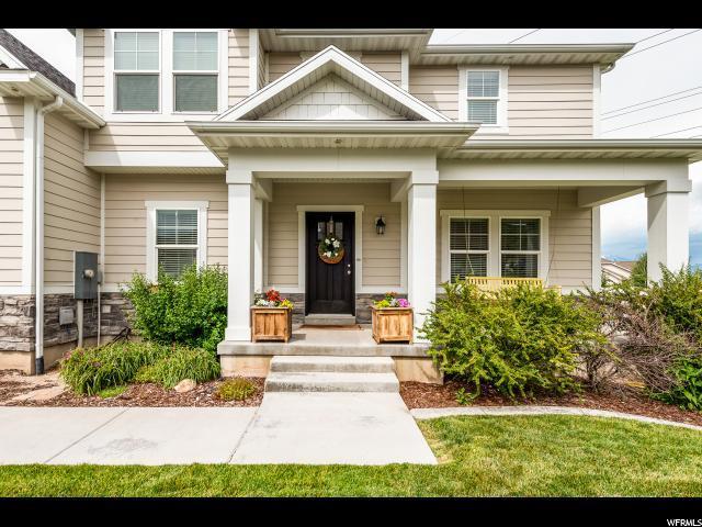 1512 S Lake View Terrace Rd, Saratoga Springs, UT 84045 (#1610287) :: Big Key Real Estate