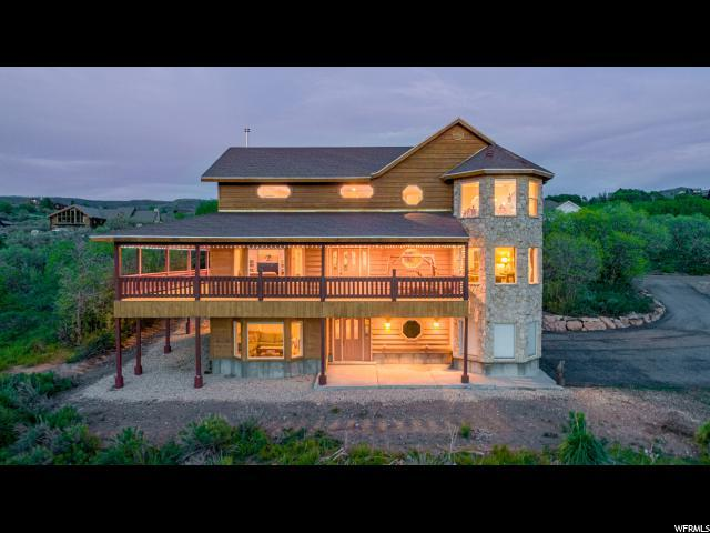 1848 S Greenleaf Rd #323, Heber City, UT 84032 (#1610293) :: Colemere Realty Associates