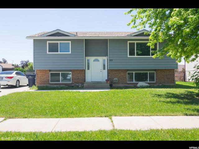 373 W 2300 S, Clearfield, UT 84015 (#1610332) :: Red Sign Team