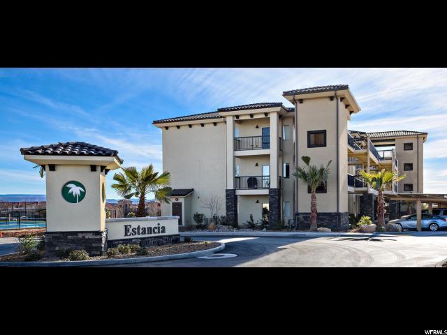 1111 S Plantation W-205, St. George, UT 84770 (#1610373) :: Powerhouse Team | Premier Real Estate