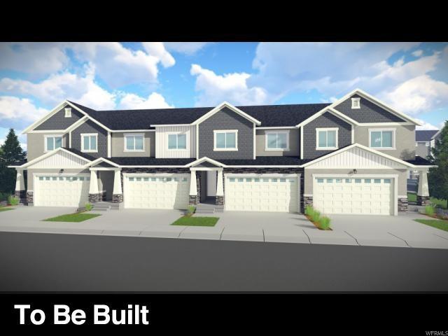 1727 W Newcastle Ln #124, Saratoga Springs, UT 84045 (#1610379) :: Big Key Real Estate