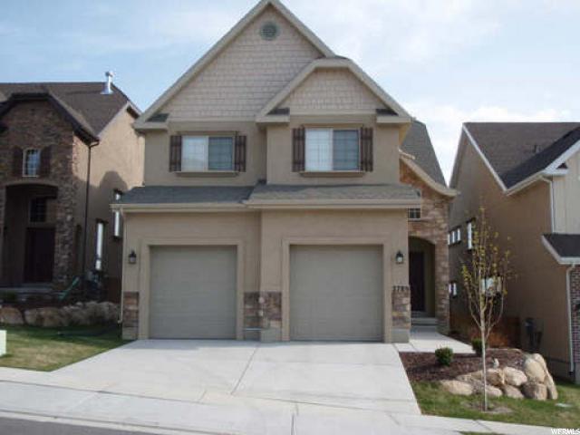2789 Fox Hunters Loop, Lehi, UT 84043 (#1610386) :: Big Key Real Estate