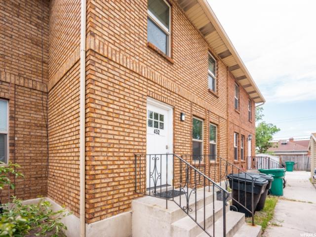 452 N 100 E, Orem, UT 84057 (#1610387) :: Big Key Real Estate