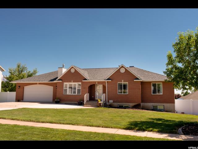 267 W 3450 N, Pleasant View, UT 84414 (#1610390) :: Red Sign Team
