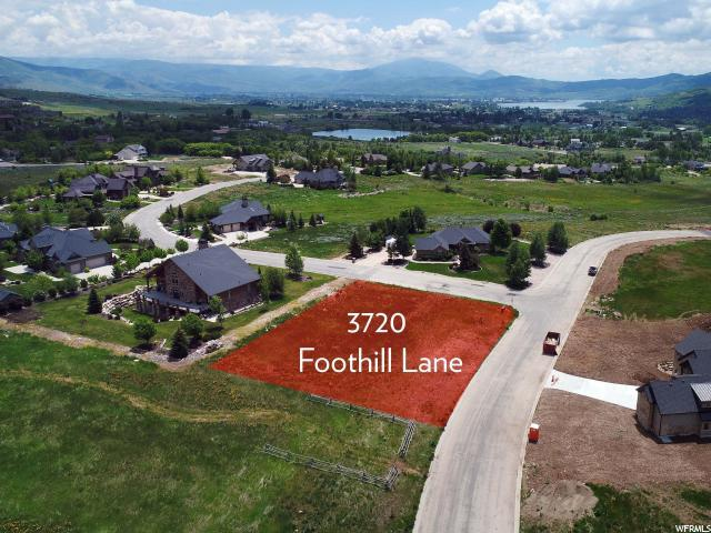 3720 N Foothill Ln, Eden, UT 84310 (#1610461) :: Red Sign Team