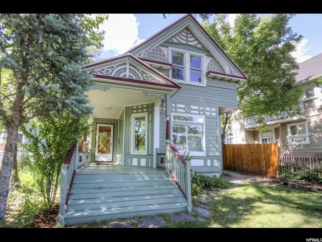 821 E 3RD Ave, Salt Lake City, UT 84103 (#1610469) :: Bustos Real Estate | Keller Williams Utah Realtors