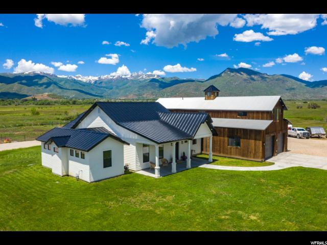 1440 W Midway Ln, Heber City, UT 84032 (#1610571) :: Action Team Realty