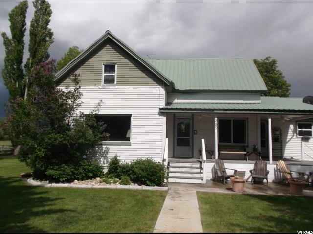 389 S Main St, Paris, ID 83261 (MLS #1610588) :: Lawson Real Estate Team - Engel & Völkers