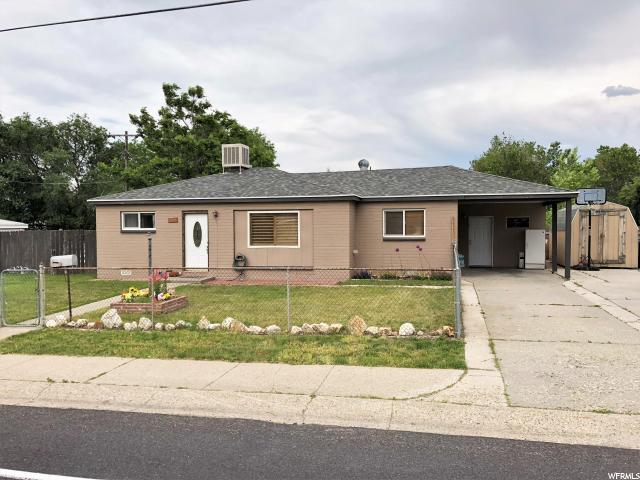 5081 S 4420 W, West Valley City, UT 84118 (#1610592) :: Powerhouse Team | Premier Real Estate
