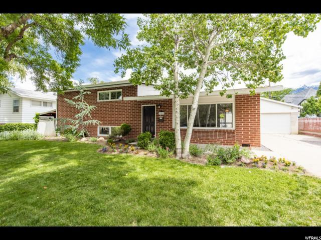 6505 S Hickory Ln, Murray, UT 84121 (#1610604) :: Bustos Real Estate | Keller Williams Utah Realtors