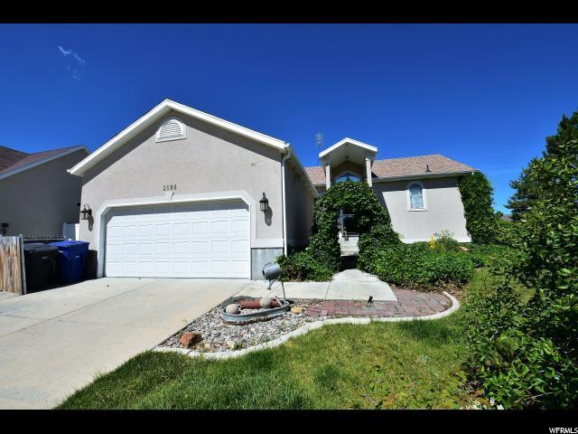 3590 S Pleasant Green Dr W, Magna, UT 84044 (#1610620) :: Powerhouse Team | Premier Real Estate