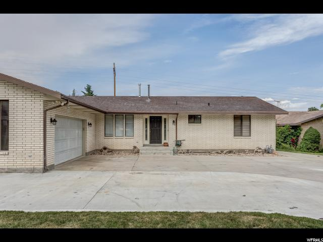 72 S Canyon Ave, Springville, UT 84663 (#1610710) :: Red Sign Team