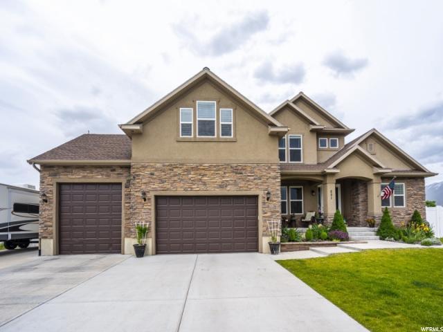681 E 130 S, Salem, UT 84653 (#1610713) :: Powerhouse Team | Premier Real Estate