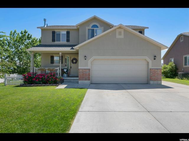 3591 S Edward Allen Cv, Magna, UT 84044 (#1610714) :: Powerhouse Team | Premier Real Estate