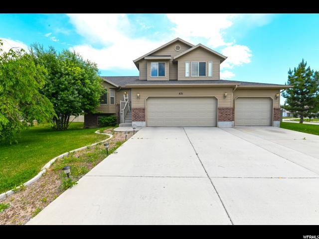 831 W 900 S, Tremonton, UT 84337 (#1610783) :: Bustos Real Estate | Keller Williams Utah Realtors