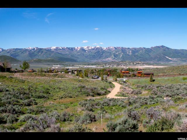 7587 Outpost Way, Park City, UT 84098 (#1610787) :: Red Sign Team