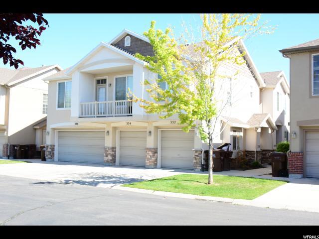 334 N Birmingham Ln, North Salt Lake, UT 84054 (MLS #1610791) :: Lawson Real Estate Team - Engel & Völkers