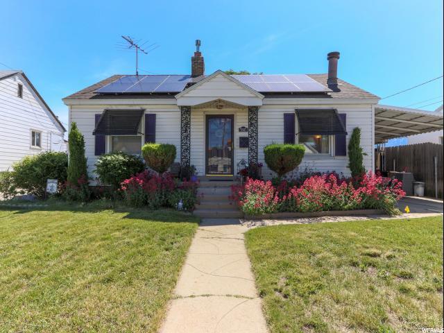 7887 S Pioneer St. W, Midvale, UT 84047 (#1610832) :: Bustos Real Estate | Keller Williams Utah Realtors