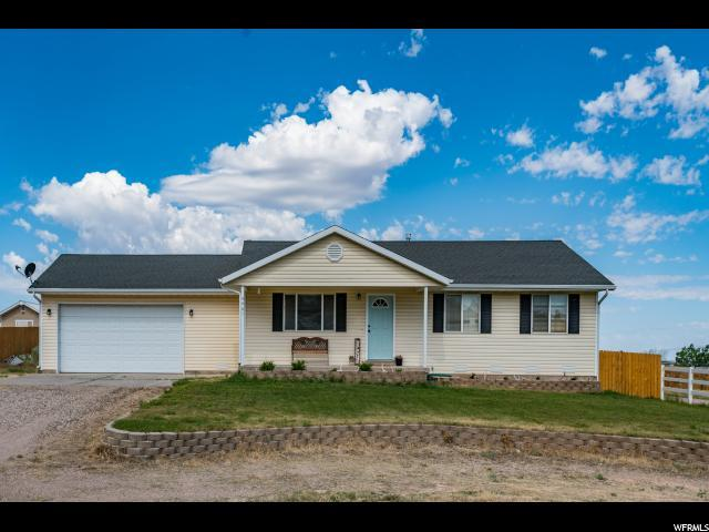 4465 Sagebrush Drive, Cedar City, UT 84721 (#1610850) :: Colemere Realty Associates