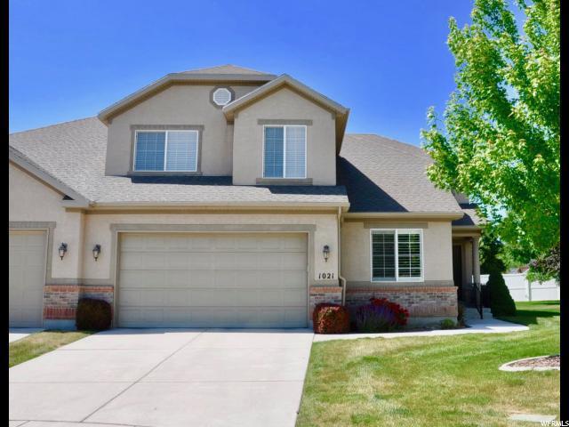 1021 E 450 N, American Fork, UT 84003 (MLS #1610855) :: Lawson Real Estate Team - Engel & Völkers